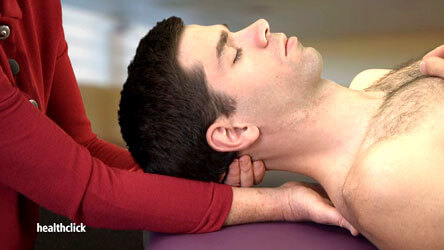Detailed Information on a post operative cervical spine evaluation