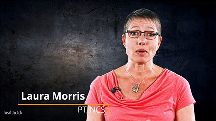 Learn From the Expert - <strong>Laura Morris, PT, NCS </strong>