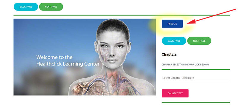 the healthclick learning system for occupational and physical therapy continuing education