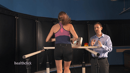 The proper equipment for gait analysis