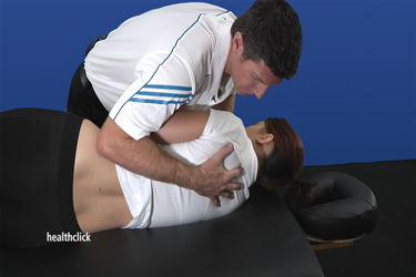 Treatment of the Thoracic Spine
