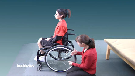 Wheel Chair Configurations